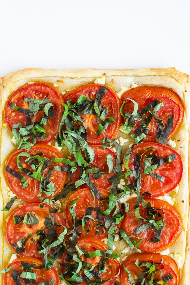 ... you just need a winner, and this easy tomato tart was just that
