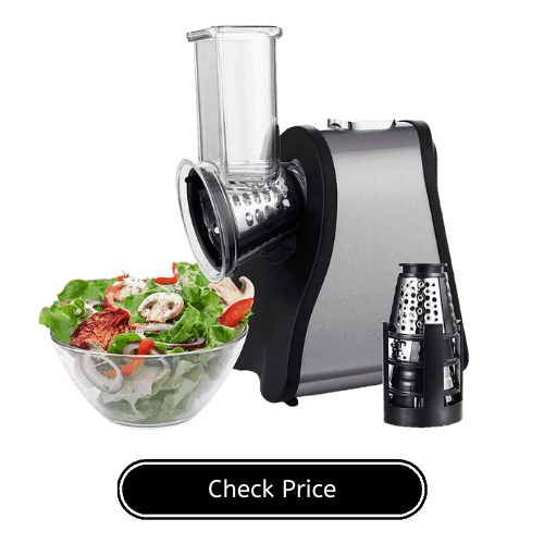 Flyerstoy Professional Salad Maker Electric Slicer