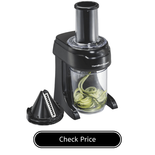 Hamilton Beach 3-in-1 Electric Vegetable Spiralizer