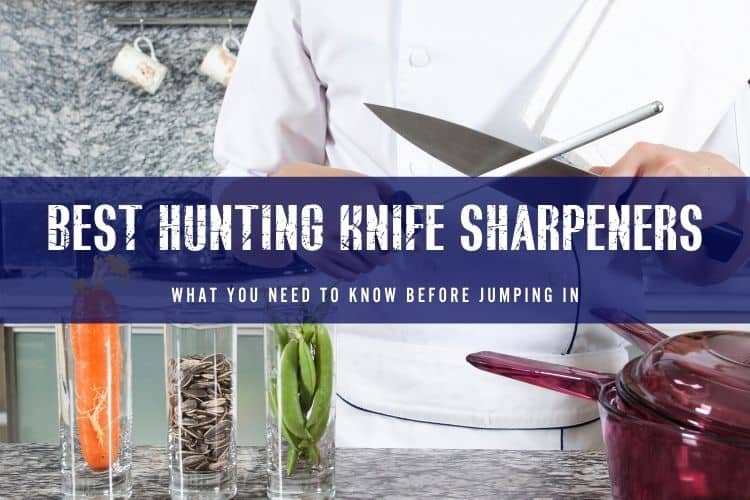 Hunting Knife Sharpener